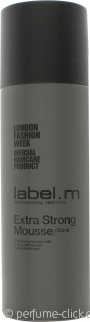 Label.m Extra Strong Mousse 200ml