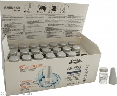 L'Oreal Expert Aminexil Gift Set 42 x 0.2oz (6ml) Hair Serum