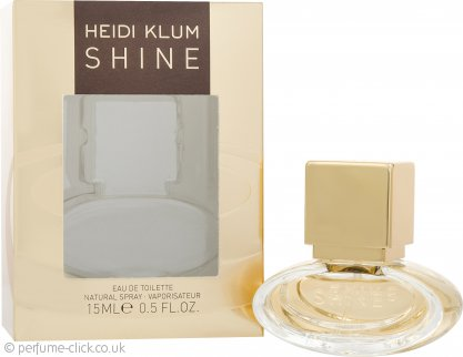 Heidi Klum Shine Eau de Toilette 15ml Spray