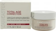 Lancaster Total Age Correction Day Cream SPF15 50ml - Rich