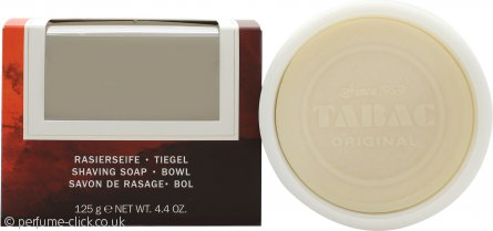 Mäurer & Wirtz Tabac Original Refillable Soap Bowl 125ml