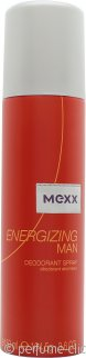 Mexx Energizing Man Deodorant Spray 150ml