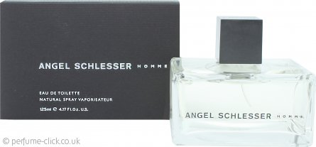 Angel Schlesser Homme Eau De Toilette 125ml Spray