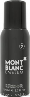 Mont Blanc Emblem Deodorant Spray 100ml