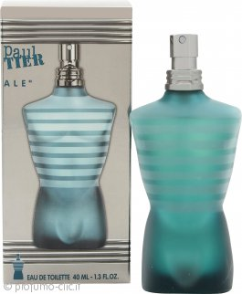 Jean Paul Gaultier Le Male Eau de Toilette 40ml Spray - In Scatola