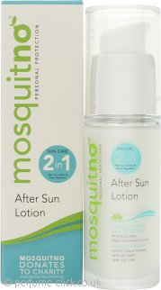 MosquitNo After Sun Lotion Insect Repellent 30ml