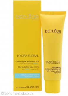 Decleor Hydra Floral Multi-Protection 24hr Moisture Activator Light Cream 30ml