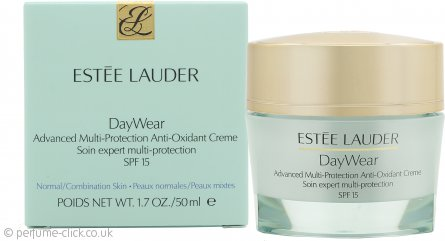 Estee Lauder DayWear Advanced Multi-Protection Anti-Oxidant Cream 50ml SPF15 - Normal/Combination Skin