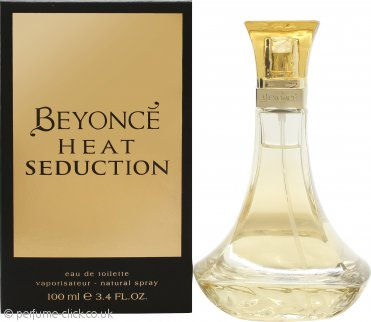 Beyonce Heat Seduction Eau de Toilette 100ml Spray