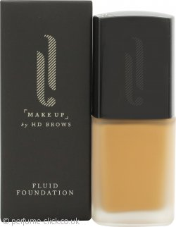 High Definition Brows Make Up Fluid Foundation 31.5ml Golden