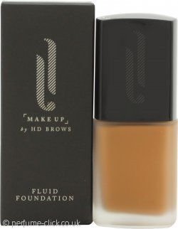 High Definition Brows Make Up Fluid Foundation 31.5ml Toffee