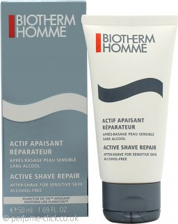 Biotherm Homme Active Shave Repair After Shave 50ml - Sensitive Skin