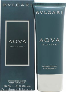 Bvlgari Aqva Pour Homme Aftershave Balm 100ml