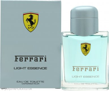 Ferrari Light Essence Eau de Toilette 75ml Spray