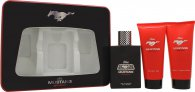 Mustang Mustang Sport Gift Set 100ml EDT Spray + 150ml Shower Gel + 150ml Aftershave Balm