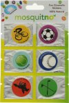 MosquitNo Spotzzz Citronella Stickers Single Sheet Mix Designs