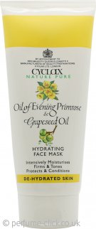 Cyclax Nature Pure Oil Of Evening Primrose Hydrating Face Mask 175ml