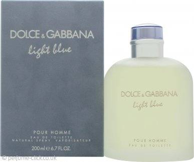 Dolce & Gabbana Light Blue Eau de Toilette 200ml Spray