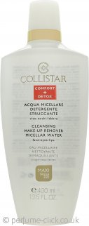 Collistar Cleansing Make-up Remover Micellar Water 400ml Face-Eyes