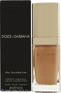 Dolce & Gabbana Perfect Luminous Liquid Foundation 30ml - 140 Rose Beige