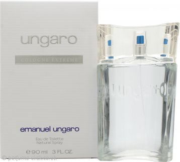 Emanuel Ungaro Cologne Extreme Eau de Toilette 90ml Spray