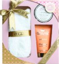 Style & Grace Utopia Footcare Gift Set 70ml Foot Soak + 70ml Foot Lotion + Socks