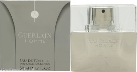 Guerlain Homme Eau De Toilette 50ml Spray