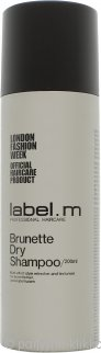 Label.m Dry Shampoo 200ml - Brunette