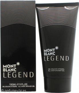 Mont blanc Legend Gel de Ducha Completo 150ml