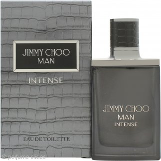 Jimmy Choo Man Intense Eau de Toilette 50ml Vaporizador