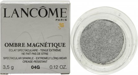 Lancome Ombre Magnetique Eyeshadow 3.5g - 04G Disco Silver
