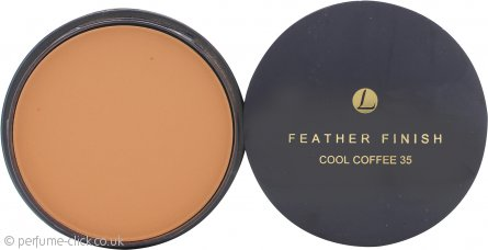 Lentheric Feather Finish Compact Powder Refill 20g - Cool Coffee 35