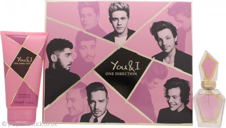 One Direction You & I Gift Set 30ml EDP + 150ml Shower Gel