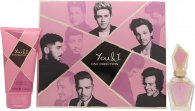 One Direction You & I Gift Set 30ml EDP + 150ml Żel pod Prysznic