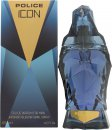 Police Icon For Man Eau de Parfum 4.2oz (125ml) Spray