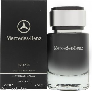 Mercedes-Benz Intense Eau de Toilette 75ml Spray