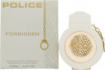 Police Forbidden for Woman Eau de Toilette 100ml Spray