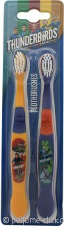 Thunderbirds Twin Toothbrushes