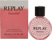 Replay Essential for Her Eau de Toilette 40ml Spray