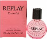 Replay Essential for Her Eau de Toilette 20ml Vaporizador