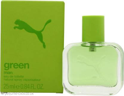 Puma Green Eau De Toilette 25ml Spray
