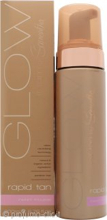 Samantha Faiers Glow Self Tan Rapid Tan Instant Mousse 200ml