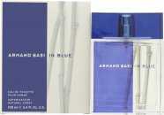 Armand Basi Basi In Blue Eau De Toilette 100ml Vaporizador