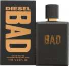 Diesel Bad Eau de Toilette 2.5oz (75ml) Spray