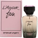 Ungaro L'Amour Fou Eau de Toilette 50ml Spray