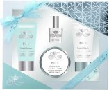 Style & Grace Puro Hand Pamper Kit 70ml Hand Wash + 70ml Hand Lotion + 120ml Cuticule Scrub + 8ml Nail Polish