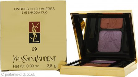 Yves Saint Laurent Ombre Duo Lumieres Eyeshadow 2.8g - No 29