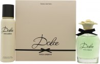 Dolce & Gabbana Dolce Gavesett 75ml EDP Spray + 100ml Body Lotion