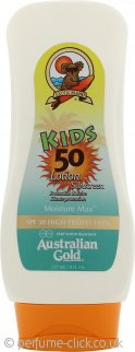 Australian Gold Kids Sun Lotion 237ml SPF50