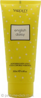 Yardley English Daisy Body Lotion 200ml